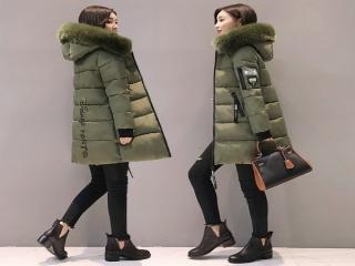 مدل کاپشن زنانه زمستانی