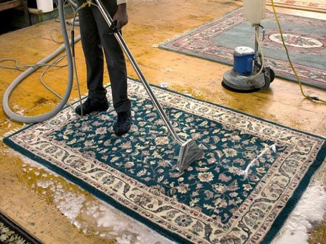 لیست قیمت قالیشویی