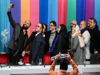 معرفی فعالترین و پرکارترین کاراکتر در سی و هفتمین جشنواره فیلم فجر