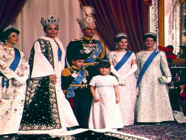 حکومت پهلوی و نظام شاهنشاهی از آغاز تا پایان