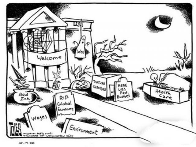 کاریکاتورهای طنز اقتصادی