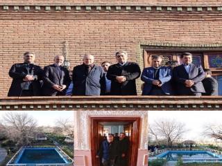 """حناچی درهای باغ بزرگ """"آقای دیوانسالار"""" را به روی شهروندان تهرانی گشود"""