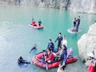 جزئیات غرق شدن 7 کوهنورد در آبشار تنگ تامرادی بویراحمد