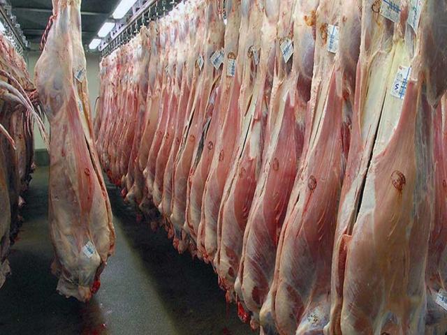 700 کانتینر گوشت در گمرک داریم