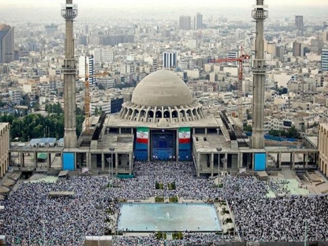 آدرس و تلفن مصلی امام خمینی تهران + لوکیشن ویز و گوگل مپ