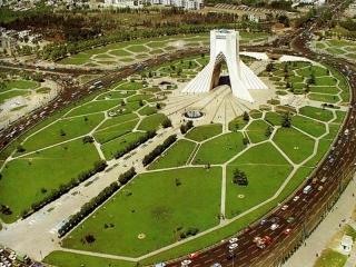 تهران شناسی : تاریخچه میدان آزادی