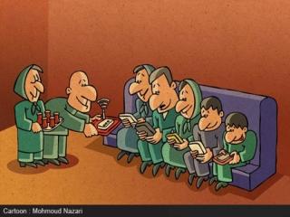 کاریکاتورهای طنز اجتماعی