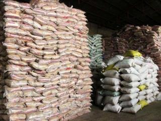 کشف 86 تن برنج احتکار شده در تهران