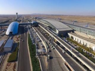 مرکز اطلاعات پرواز فرودگاه امام خمینی