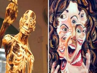 موزه های ترسناک دنیا + عکس