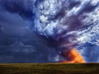 نکات ایمنی در زمان طوفان