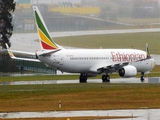 هواپیمای مسافربری اتیوپی با 157 مسافر و خدمه سقوط کرد