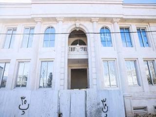 ویلای دختر وزیر تخریب شد