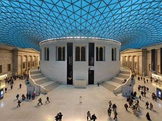 موزه بریتانیا یکی از عظیم ترین و غنی ترین موزه های جهان