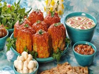 غذاهای محلی آذربایجان شرقی