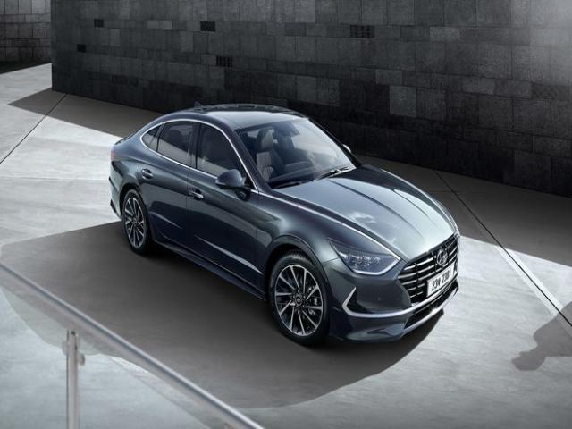 هیوندای سوناتا مدل 2020 معرفی شد