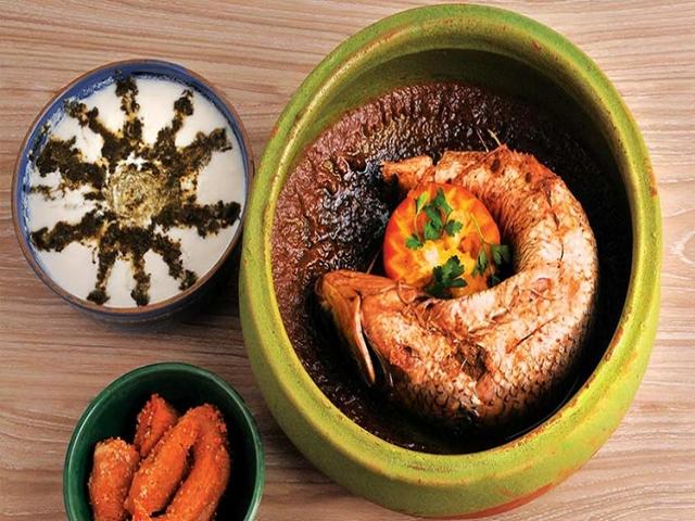 طرز تهیه ماهی شکم پُر گیلانی ؛ مخصوص عید نوروز