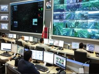 مرکز کنترل ترافیک راهور ناجا