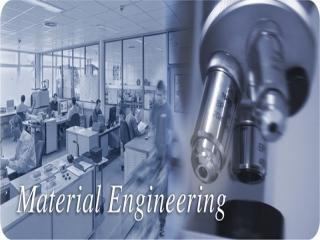 کلاس آموزش مهندسی مواد