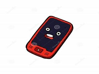 نوشته ای طنز درباره تلفن همراه