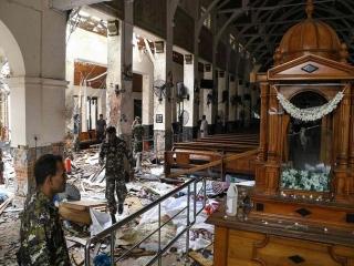 انفجاری دیگر در پایتخت سریلانکا / 87 چاشنی بمب در کلمبو کشف شد