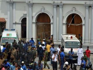 خنثی سازی یک بمب در نزدیکی فرودگاه پایتخت سریلانکا