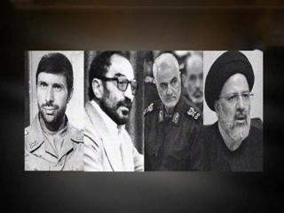 تهدید مسعود رجوی به ترور سردار سلیمانی و آیتالله رئیسی