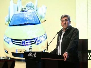 ممنوعیت فعالیت خودروهای فاقد پلاک تهران بهعنوان تاکسی در پایتخت