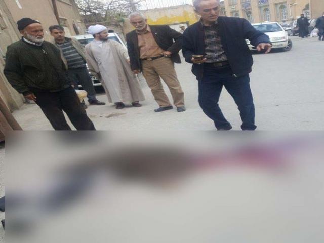 عامل قتل یک روحانی در همدان توسط پلیس به هلاکت رسید