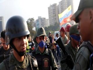سفارت روسیه در کاراکاس : اوضاع ونزوئلا تحت کنترل ارتش است