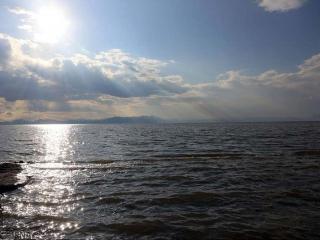 تهدید خشکی دریاچه ارومیه برطرف شد