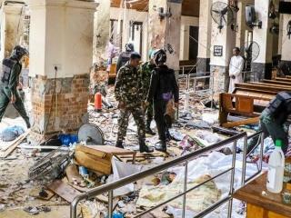 سه انفجار جدید در شرق سریلانکا