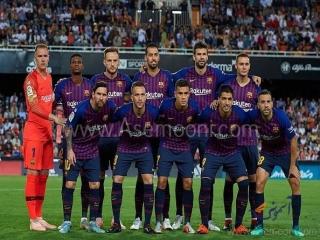 آشنایی با لوگوی تیمهای فوتبالی ؛ بارسلونا ، پرچم کاتالونیا و صلیب سنت جورج