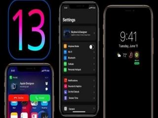 ویژگی های جدید iOS 13 + لیست دستگاه های تحت پوشش