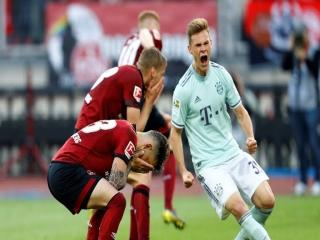 نورنبرگ 1 - 1 بایرن مونیخ ؛ دورتموند همچنان در کورس قهرمانی باقی ماند !!