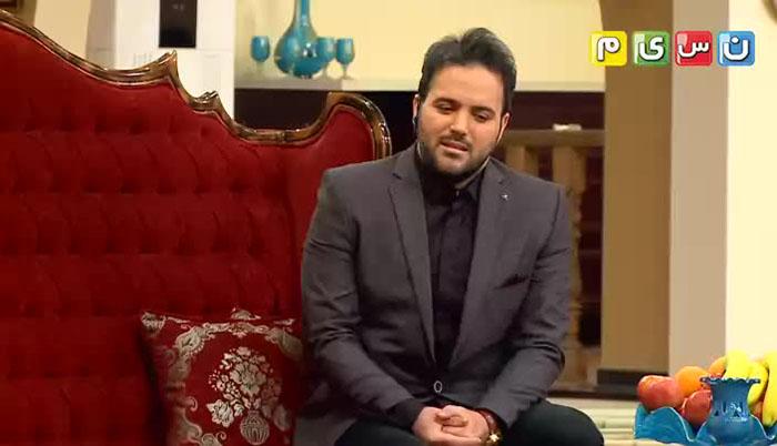 علی عبدالمالکی در برنامه دورهمی