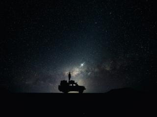 هنر عکاسی نجومی