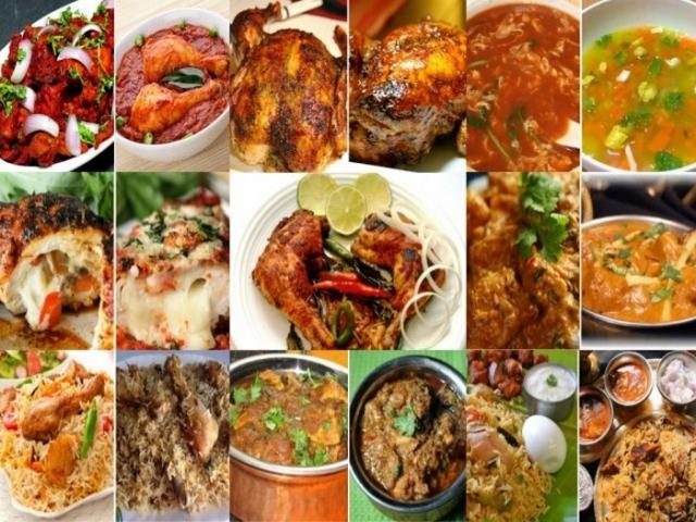طرز پخت انواع غذا