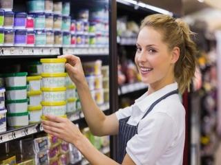 معرفی شغل سوپرمارکت