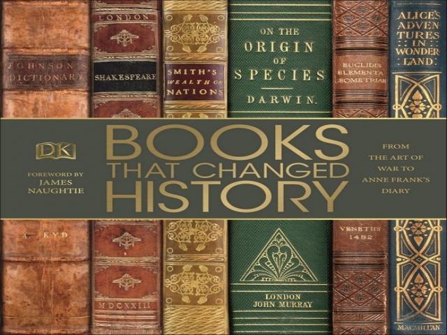 مهمترین کتاب های تاریخ جهان