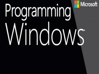 کلاس آموزش برنامه نویسی تحت ویندوز