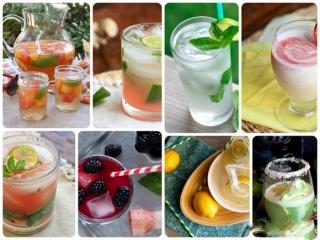 نوشیدنی هایی برای رفع عطش در ماه رمضان