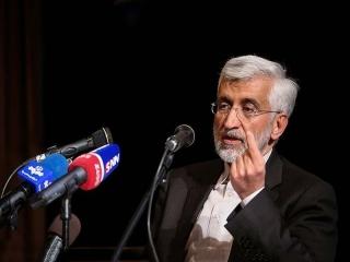 جلیلی: آمریکا بداند ایران برای هر رفتارش پاسخی خواهد داد