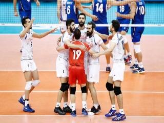 شروع لیگ ملت های والیبال با پیروزی تیم ملی ایران