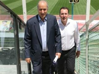 مارک ویلموتس با عقد قراردادی رسما سرمربی تیم ملی فوتبال ایران شد