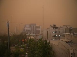 وزش باد شدید در 9 استان طی امروز