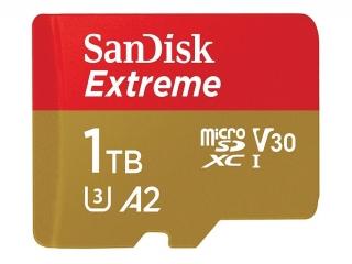 آغاز فروش کارت حافظه 1 ترابایتی سن دیسک