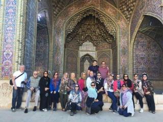 اهمیت گردشگری در ایران
