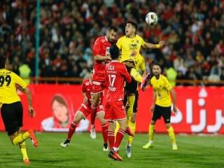ترکیب دو تیم پرسپولیس و سپاهان در جام حذفی مشخص شد