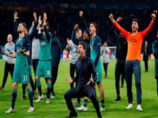 آژاکس 2 - 3 تاتنهام ؛ چمپیونز لیگی جذاب برای عاشقان فوتبال !